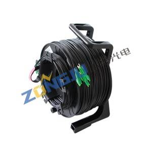 Portable Plastic Optical cable Reel