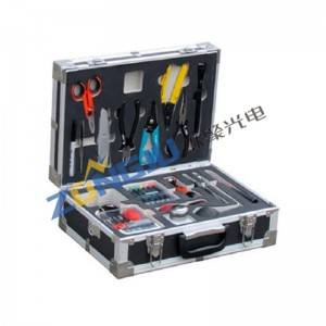 JW5001A Compact Field Fiber Fusion Splicing Tool Kit