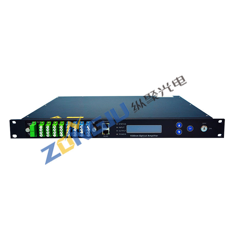 1550nm Erbium Doped Fiber Amplifier ZOA1550HW Featured Image
