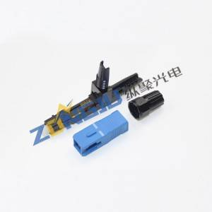Standard 0.9mm 2.0mm 3.0mm ST APC UPC Fiber Optic Connector