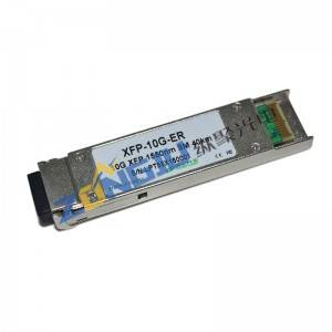 10Gb/s 1550nm Multi-rate XFP Optical Transceivers OPXP551X3CDL40