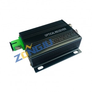 ZHR1000MF FTTH Fiber Optical Receiver