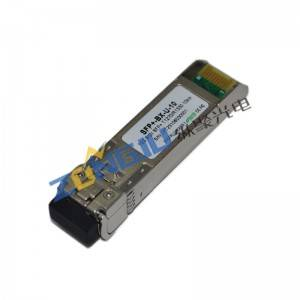 10Gb/s SFP+ Bidi Optical Transceivers OPSPB231X3CDL10