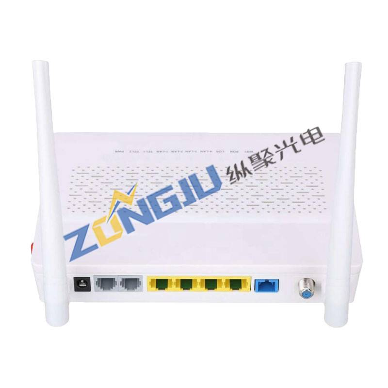 34234GDE 4GE+2POTS+CATV+2.4G&5G WIFI XPON ONU Featured Image