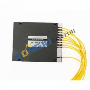 High Quality CWDM Multiplexer with 1470-1610nm for Base Station
