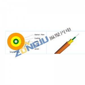 Simplex Fiber Optic Cable (GJFJV)