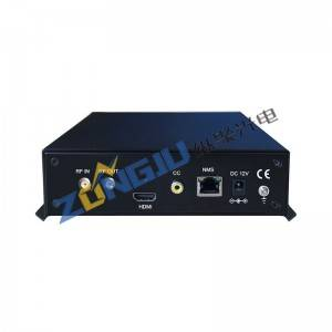 ZJ3522C HD Encoder Modulator522C HD
