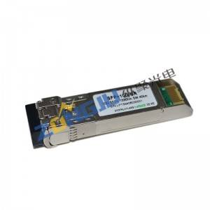 10Gb/s 40KM SFP+ Optical Transceivers OPS551X3CDL40