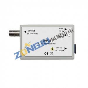 FTTH Optical Receiver (Build-in filter)