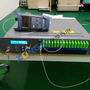 1550nm Erbium Doped Fiber Amplifier ZOA1550HW