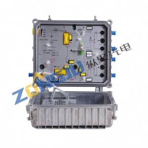 ZBR804 Four Ways Outdoor Optical Receiver