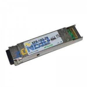 10Gb/s 1550nm Multi-rate XFP Optical Transceivers OPXP551X3CDL80