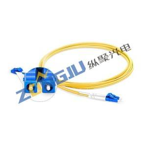 Single Mode To Multimode Fiber Patch Cord