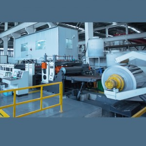 CPL-Coil to Coil Polishing Line