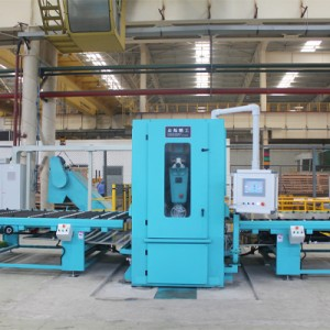 PGL-Grinding Polishing Line for Heavy Plate