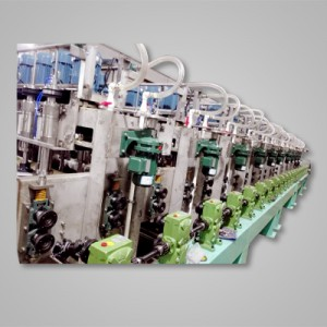 Mirror Finishing Machine for Cold Rolling Coil and Sheet