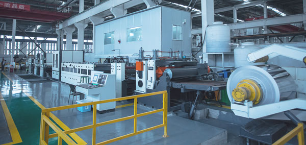 CPL is applied mainly for the removal of small defects in cold rolling SS coil in wet, obtain the decorative finishing, i.e. No.3, No.4, HL, SB & Duplo. The coolant could be emulsion or mineral oil. Coolant filtration and recycling system is essential to the complete line. ZS CPL is designed for cold rolling coil to coil processing up from 100 to 1600 mm width and a thickness between 0.4 to 3.0 mm.