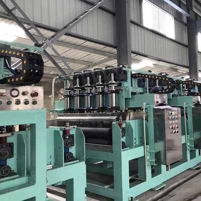 Mirror Finishing Machine for Cold Rolling Coil and Sheet Featured Image