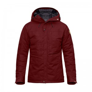 Lightly padded winter jacket