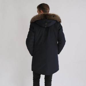 Super Warm Winter Men Apparel Formal Wear Padded Jacket