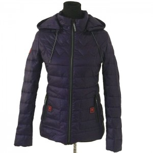 Quilted Padded Puffer Jackets Outdoor sport casual warm Puffer Padding Insulated fashion Women Winter Jacket