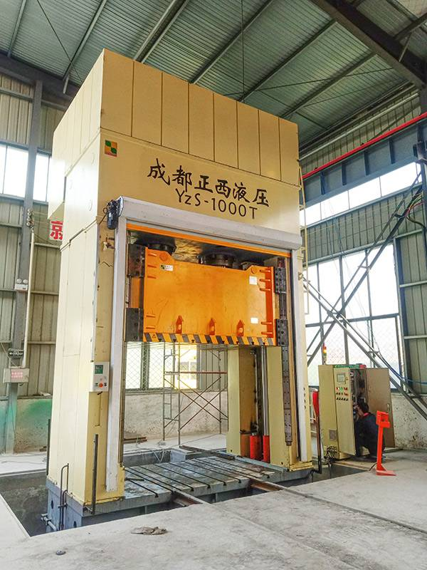 1000T SMC hydraulic press machine