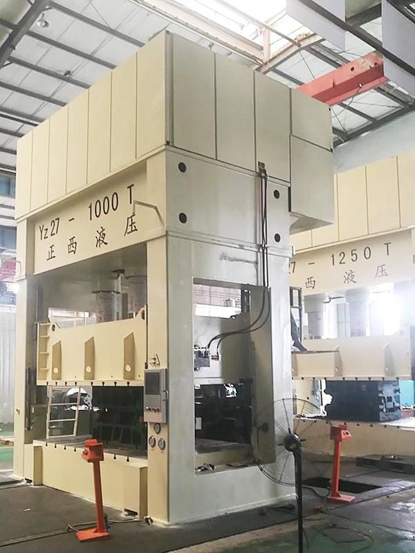 1000T-and-1250T-deep-drawing-hydraulic-press