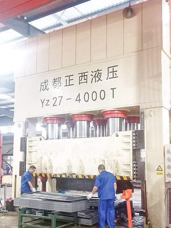 4000T press machine for deep drawing