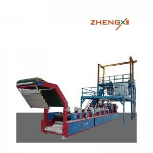 Automatic SMC Production Line SMC machine sheet molding compound