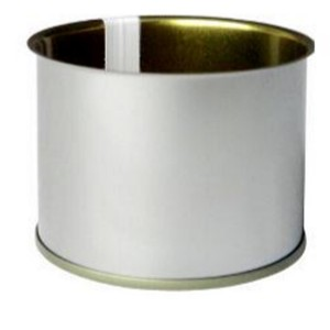 200g Food Tin Can with Easy Open Lid