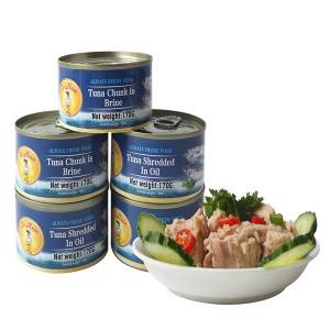 Best quality Mushroom Canned - Canned Tuna chunk in brine – Excellent Company