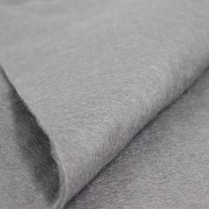 Factory Price Sintered Metal Fiber Filtration Media - High temp resistant stainless steel fiber felt  – 3L Tex