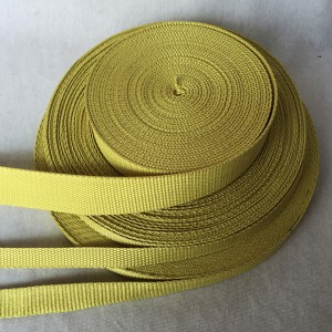 Good Wholesale Vendors Metal Fiber Tapes - kevlar flat tape – 3L Tex
