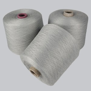 Discount wholesale Tinsel Wire Yarn - Conductive yarn – 3L Tex