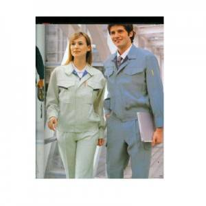 Safety Work Wear Garments -65% Poly/35%Cotton Jacket