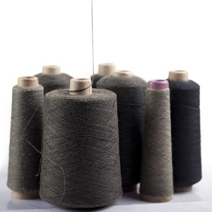 New Fashion Design for Aramid With Steel Threads - Pre-oxidized fiber with para aramid blended yarn – 3L Tex