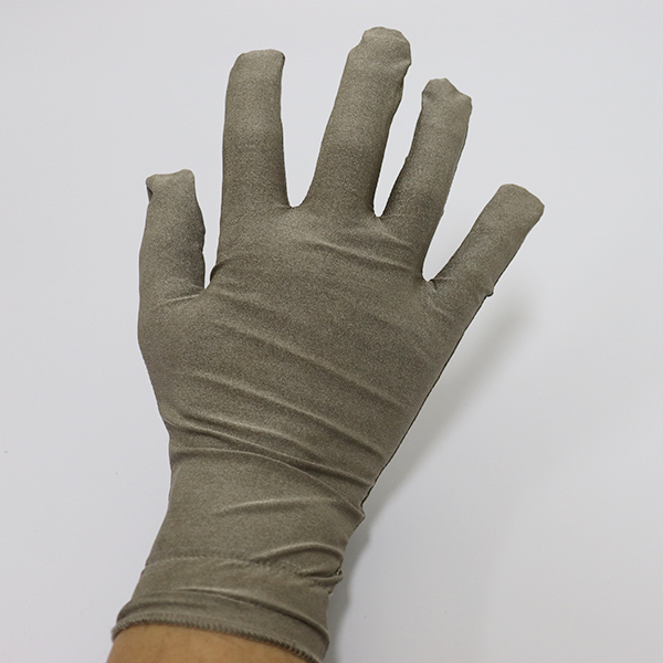 OEM Supply Antistatic Glove - Silver Gloves With Spandex (antibacterial/kill viruses) – 3L Tex