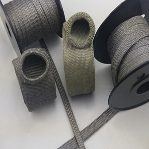 Stainless steel knitted tube/sleeving
