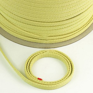 Cheap price High Temp Resistant Shielded Tape - kevlar flat cords/Rope – 3L Tex