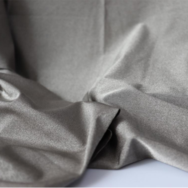 China Supplier Silver Facial Mask - Silver coated spandex conductive/shielding fabric – 3L Tex