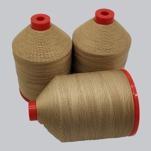 Leading Manufacturer for Tinned Copper Wire Duplex With Kevlar Yarn - PTFE coated fiberglass thread – 3L Tex