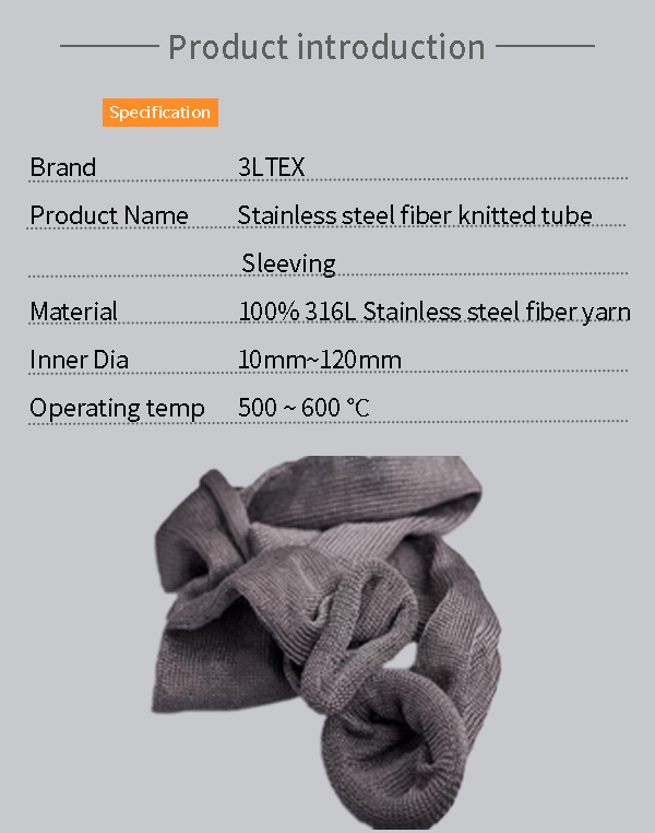 high temp resistant stainless steel tubing