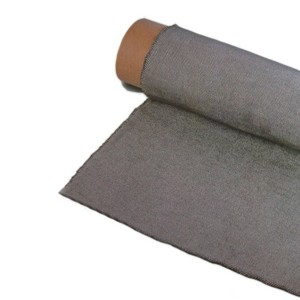 Stainless steel fiber cloth