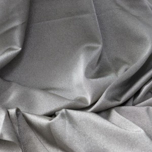 Silver coated polyamide conductive/shielding fabric