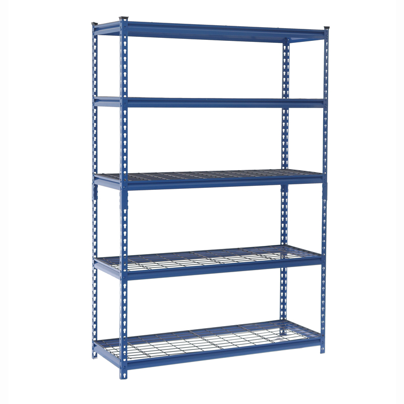 5-Shelf Steel Wire Garage Storage Shelving Unit 36″ W x 18″D x 72″ H Featured Image