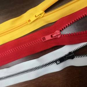 Invisible Zipper Stitching - Recycled  Zipper – ABS Zipper