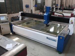 ACCURL 5-Axis Waterjet Cutting Machine for Cutting Metal, Stone Stainless steel