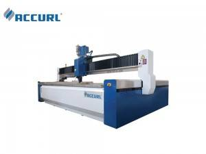 Manufacturer of Water Jet Machine For Home Use - ACCURL 2D WaterJet Cutting Machine MAX-2040 – Accurl