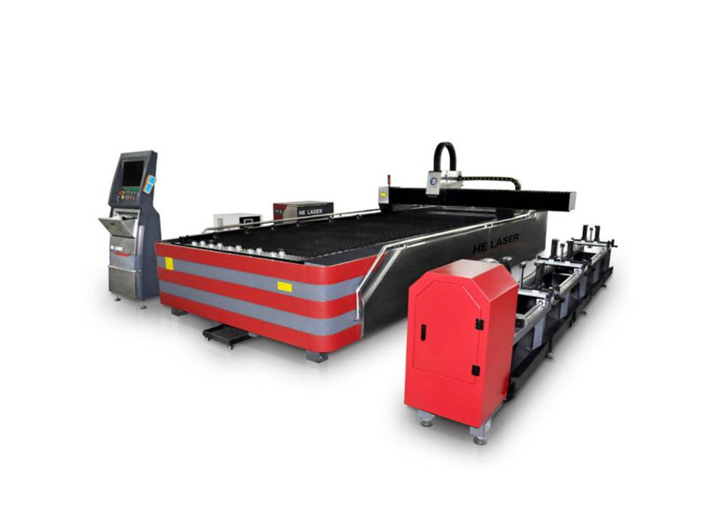 OEM China Steel Tube Cutting Machine - ACCURL 700W Tube Laser Cutting Machine for  Tube Pipe Laser and metal Cutting – Accurl