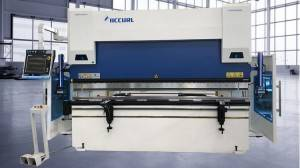 ACCURL Hybrid Servo ECO Function 175Tons/3200mm CNC PRESS BRAKE
